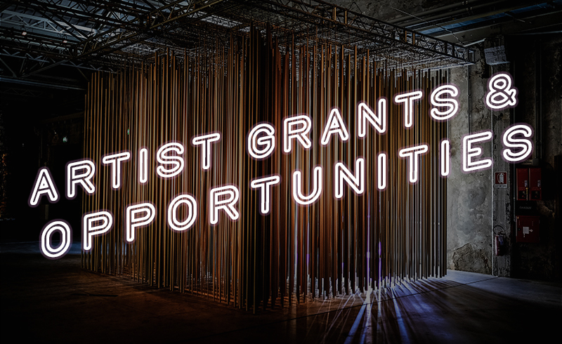Complete Guide to 2019 Artist Grants & Opportunities.