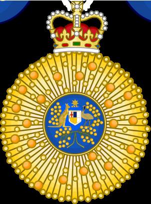 Order of Australia.