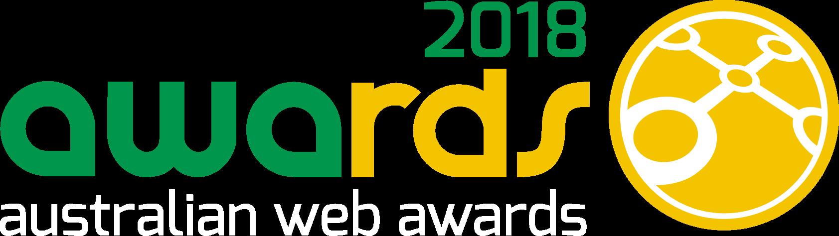 Australian Web Awards 2019.