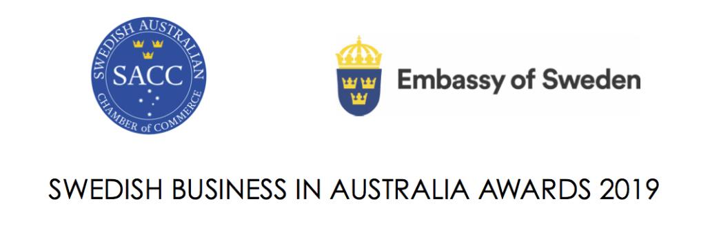 Swedish Australian Chamber of Commerce.