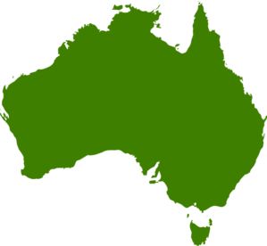 Australia 5 Clip Art at Clker.com.