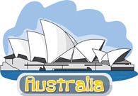 Free Australia Clipart.