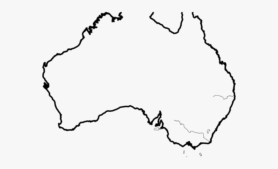 Australia Clipart Continent.
