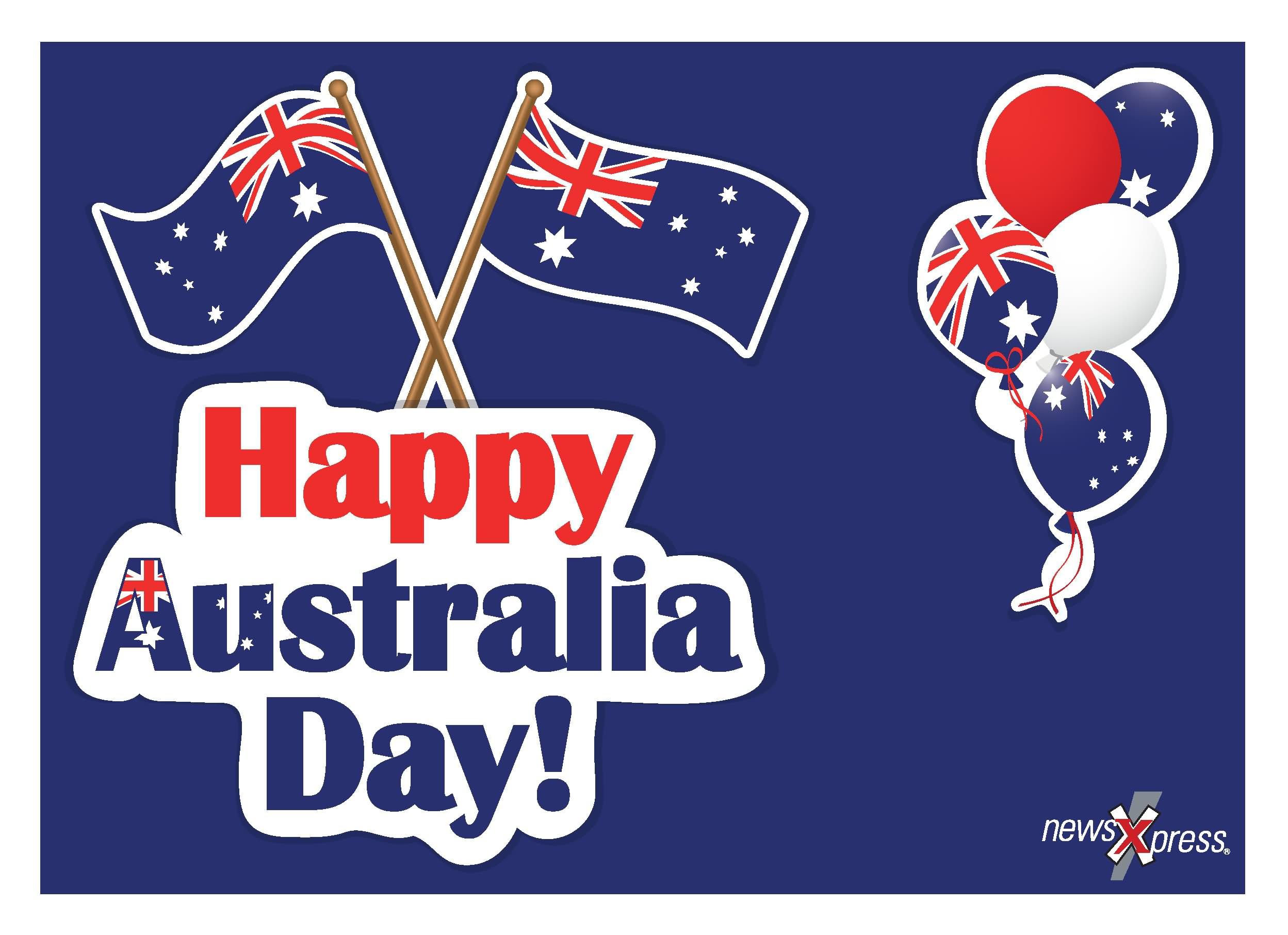 Australia day clipart 2 » Clipart Station.