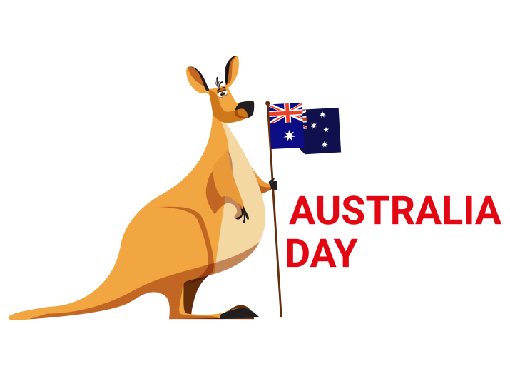 Happy Australia Day PNG Image Free Download searchpng.com.