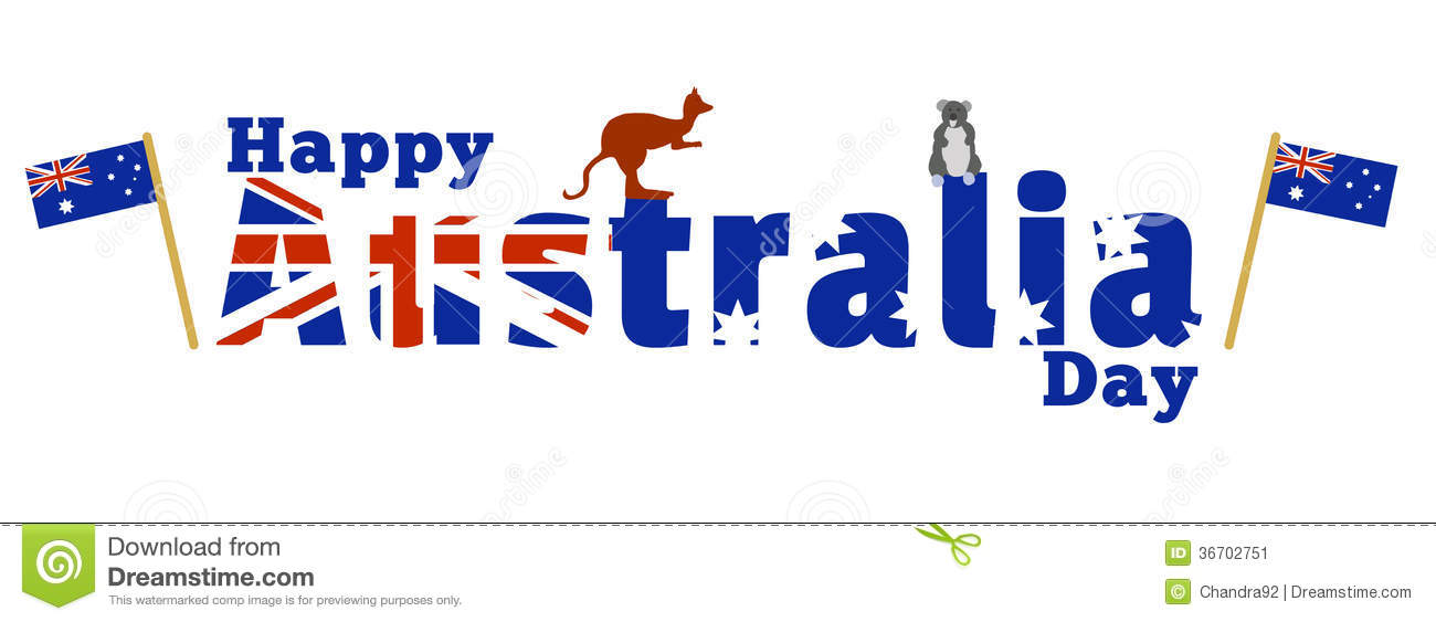 Australia day clipart 7 » Clipart Station.