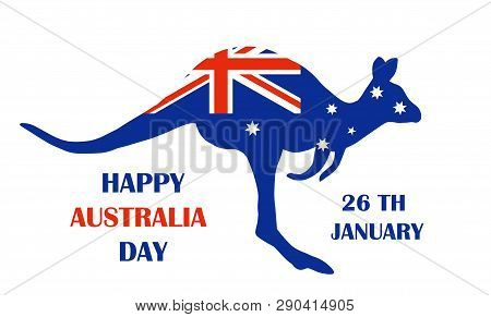 Australian Flag Shape Vector & Photo (Free Trial).