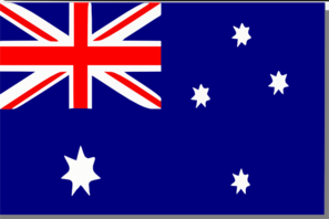 Australian Flag Clip Art at Clker.com.