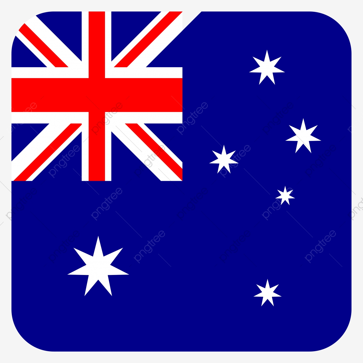 Australia Flag Icon Vector, Png, Australia, Flag PNG and Vector with.