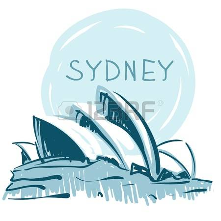 296 Sydney Opera House Stock Illustrations, Cliparts And Royalty.
