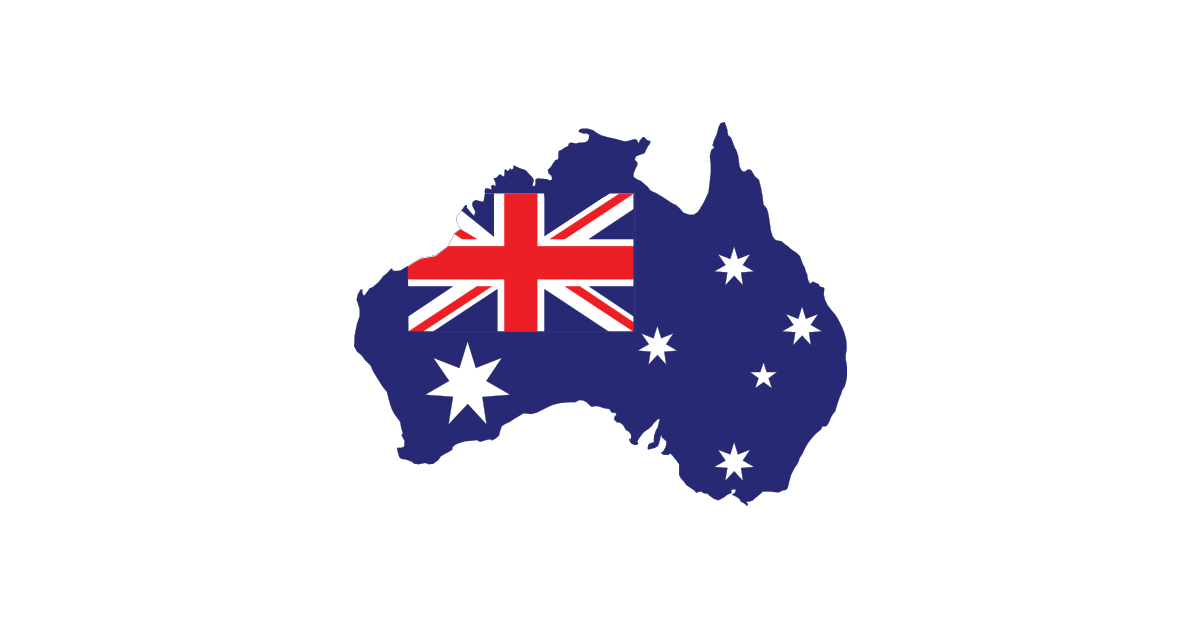 Download Australia Flag PNG HD.