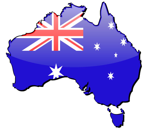 Download Australia Map Photos HQ PNG Image.