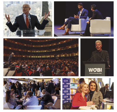World Business Forum Sydney 2020.