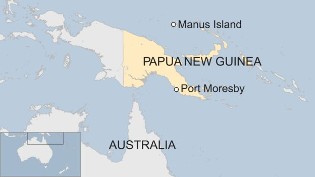 US to join Australia in Papua New Guinea naval base plan.