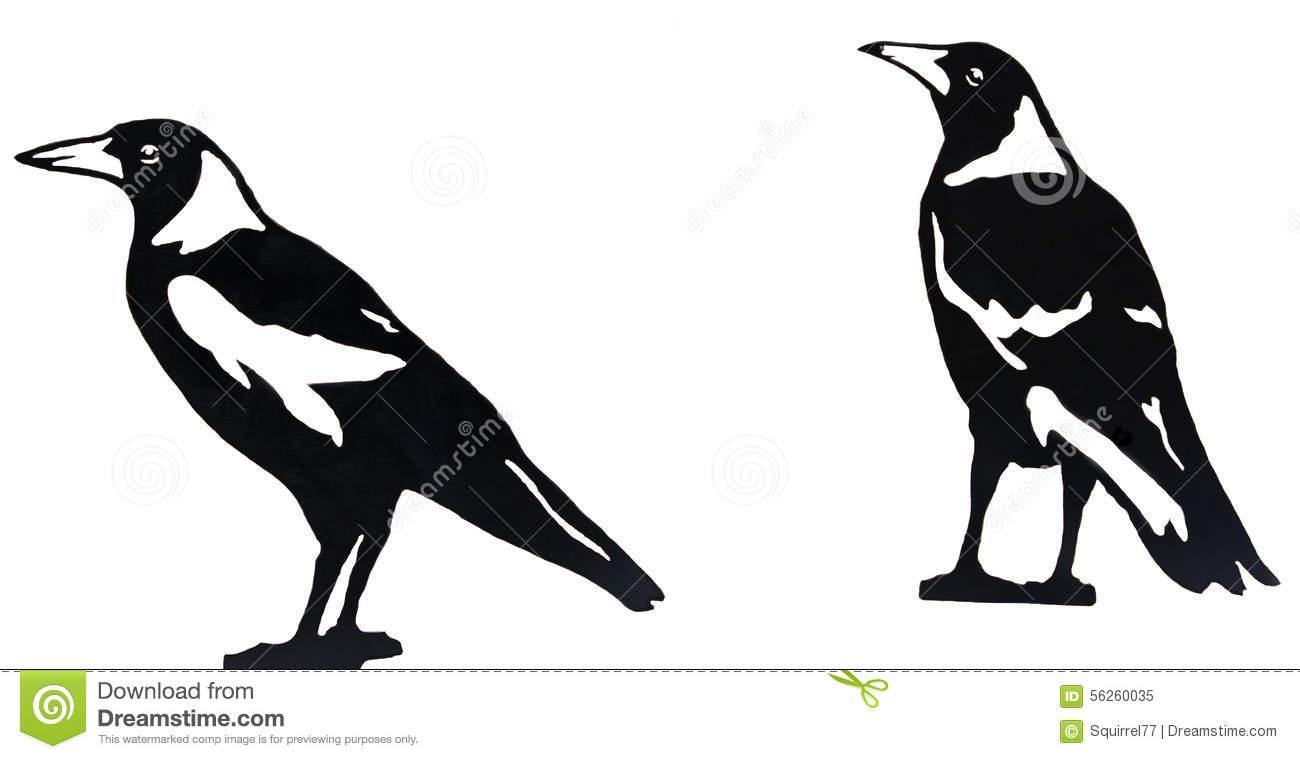 Black Sparrow Clipart.
