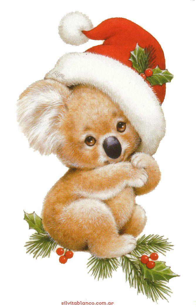 CHRISTMAS KOALA BEAR.
