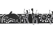 Kimberley Clipart: Aboriginal Designs and Borders.