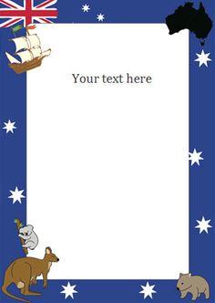 Australian Clipart Designer.