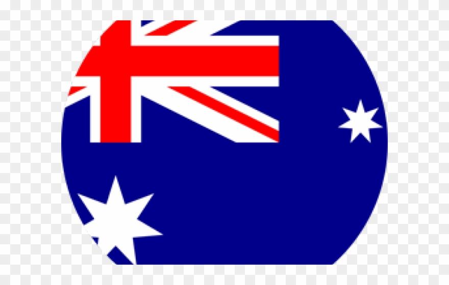 Flag Clipart Australia.