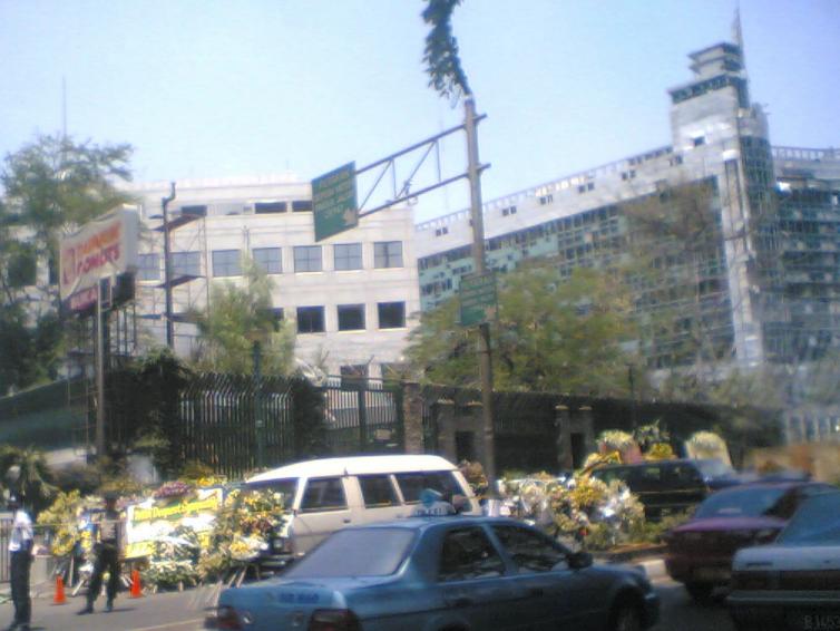 2004 Australian Embassy bombing in Jakarta.