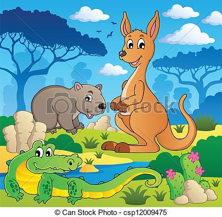 Australian fauna Illustrations and Clip Art. 458 Australian fauna.