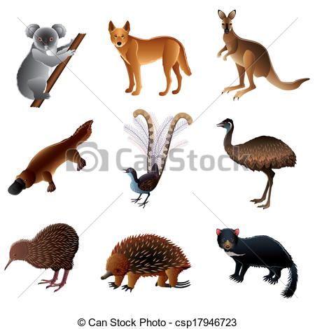 Australian Illustrations and Clip Art. 9,242 Australian royalty.