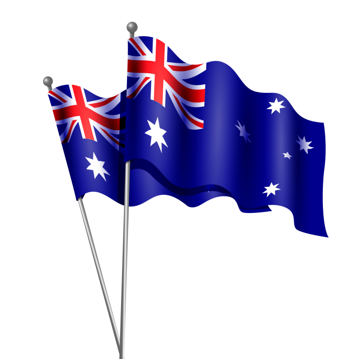 Australia Flag Clipart PNG Free Download searchpng.com.