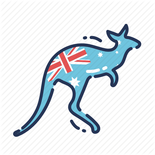 \'Australia Day Holiday\' by Flat.