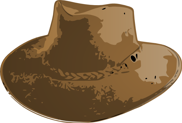Library of australian hat clip transparent download png.