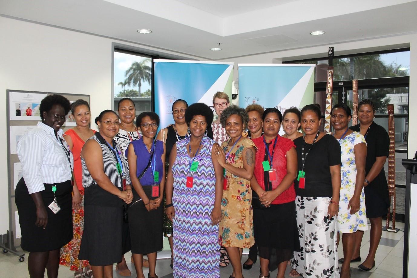 Australian High Commission hosts WECREATE semi.