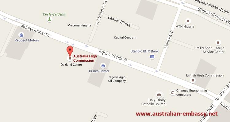 Australian High Commission in Nigeria.