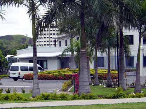 Australian High Commission, Waigani.