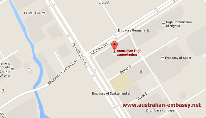 Australian High Commission in Afghanistan.