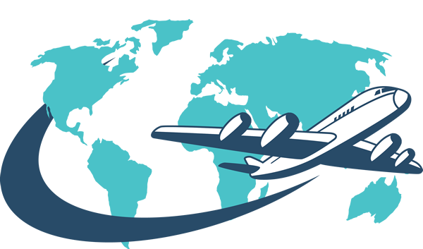 Collection of free Immigrating clipart plane world. Download.