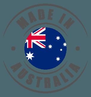 Australian Made Logo.