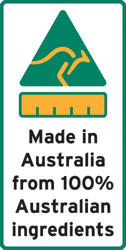 AUSTRALIAN MADE ACCREDITATION.