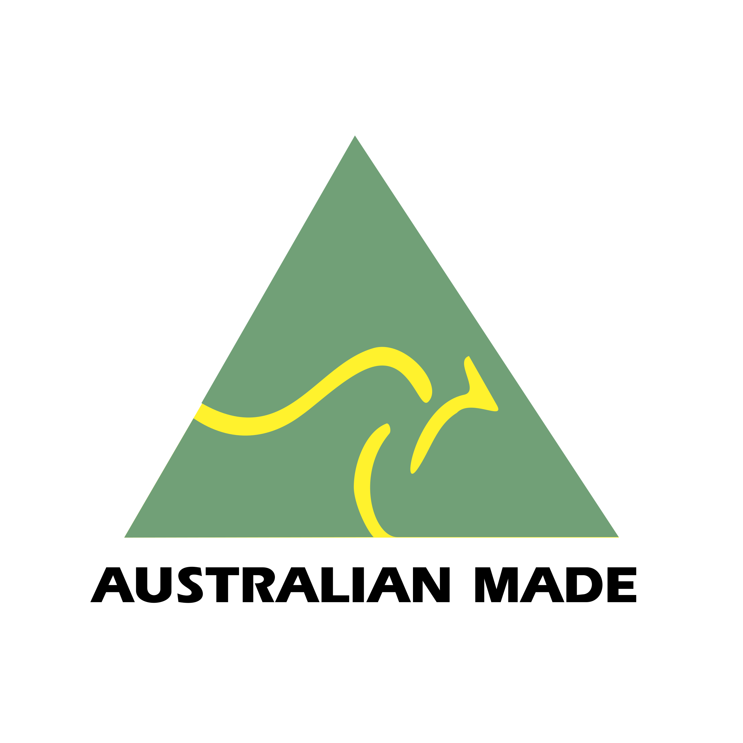 Australian Made Logo PNG Transparent & SVG Vector.