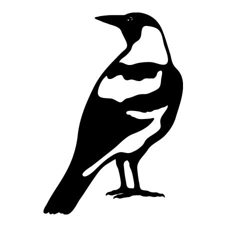 1000+ images about magpie on Pinterest.