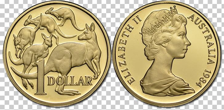 Royal Australian Mint Australian One Dollar Coin Australian.