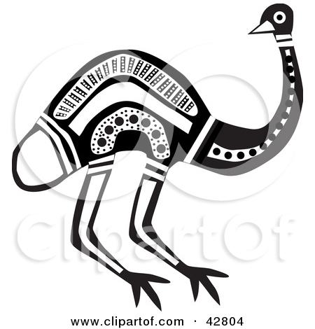 Royalty Free Stock Illustrations of Australian Animals by Dennis.