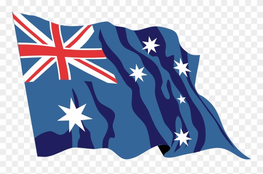 Australia Flag Clipart Hd.