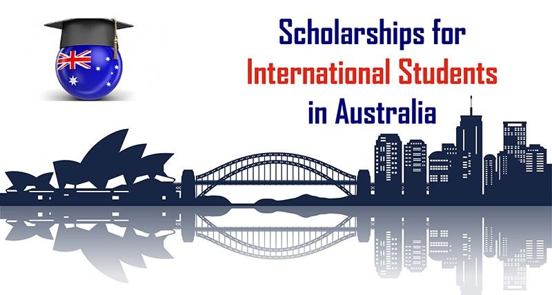 Scholarships for International Students in Australia.