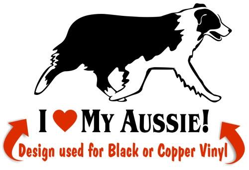 Australian shepherd clipart.