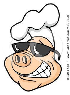 BBQ Smoker Clip Art Free.