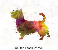 Australian terrier Illustrations and Clip Art. 11 Australian.