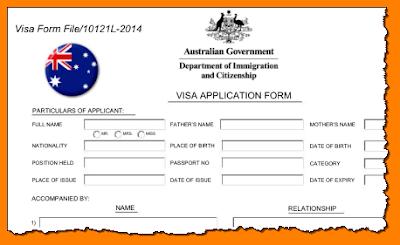 Australian online visa application: How do I get a visa to travel to.