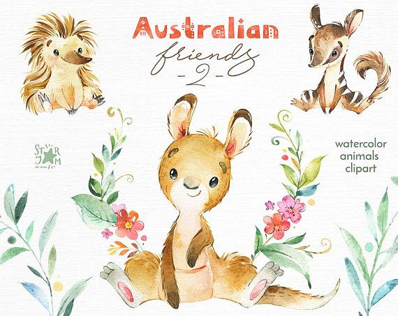 Australian Friends.