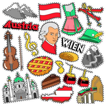 118 Austrian Food Stock Vector Illustration And Royalty Free.