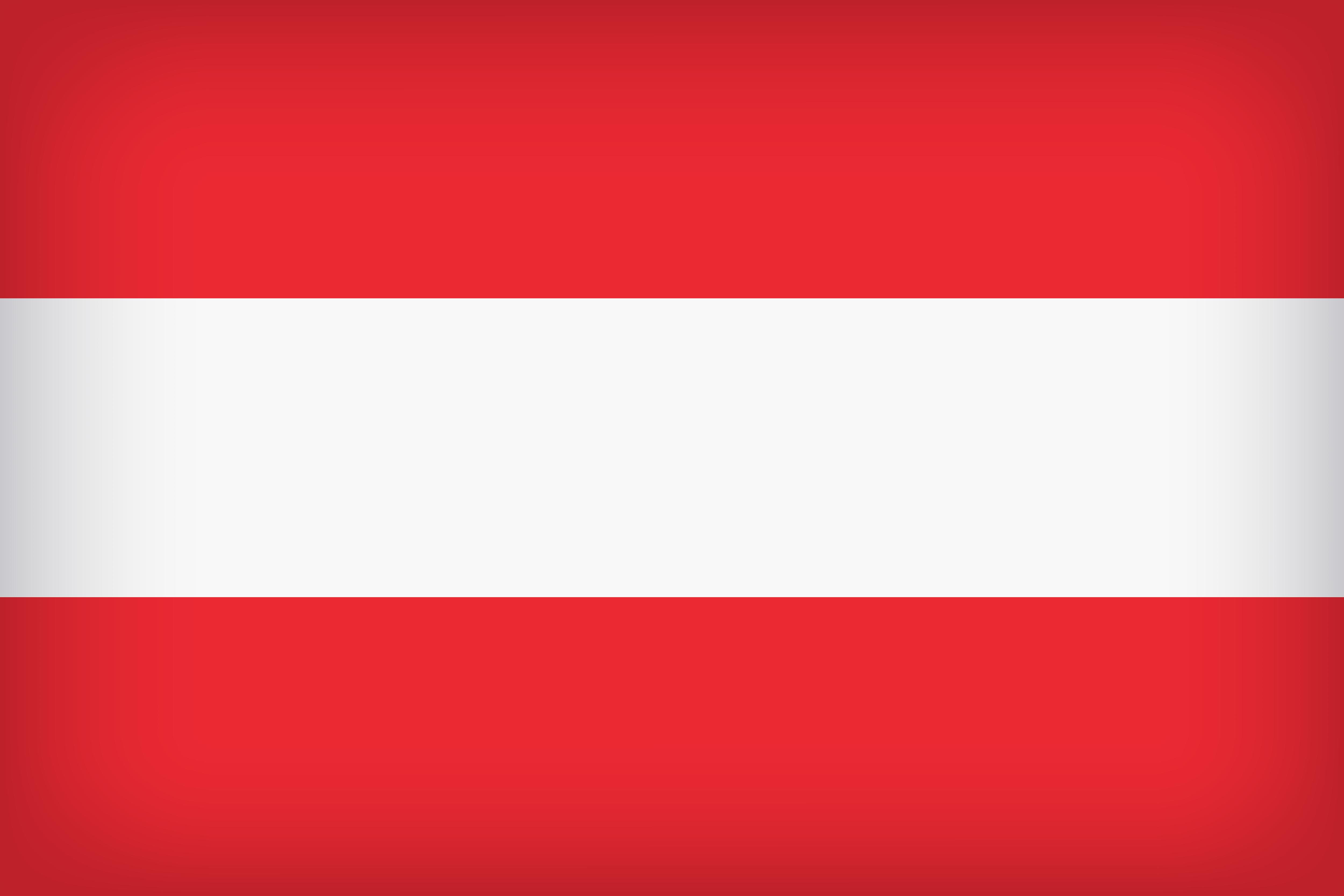 Austria Large Flag.