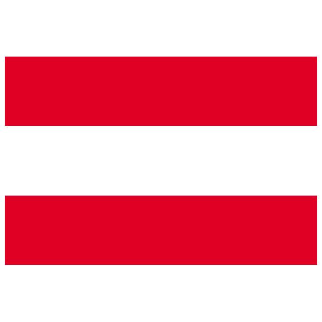 Austria vector flag 2.